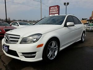 2013 Mercedes-Benz C-Class Base C 300 4MATIC !!! AVANTGARDE !...