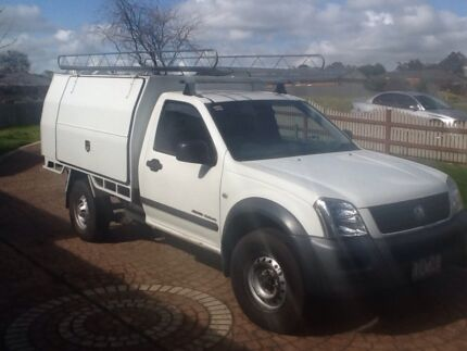 2004 Holden Rodeo with Full Tradesman Canopy Cranbourne Casey Area Preview
