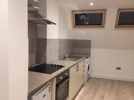 Ultra Modern Furnished 1 Bed Top Floor Apartment In The Heart of Basingstoke's Town Center