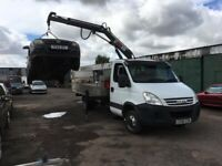 SCRAP VEHICLES WANTED - CARS VANS 4x4 - HIAB