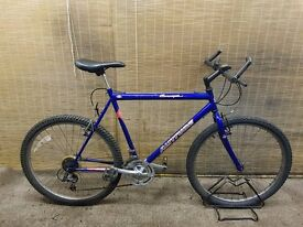 "Mens mountain bike CONCEPT ALTITUDE Frame 22"" BIG BIKE!"
