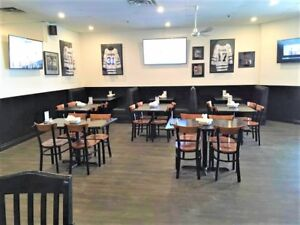 Restaurant and Sports bar for sale in Barrie