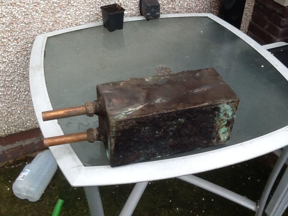 Copper Back Boiler In Rhyl Denbighshire Gumtree