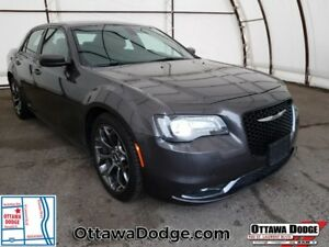 2017 Chrysler 300 S 2017 CHRYSLER 300S, DUAL PANE SUNROOF, LE...