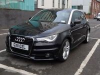 Audi A1 S line! Fun to drive 1.4 TFSI with 185HP! LED lights, leather seats, bluetooth