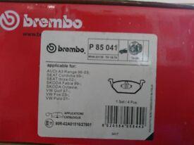Brembo Discs & Pads