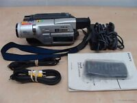 Hire - Sony Digital8 DCR-TRV320E 8mm Hi8 playback