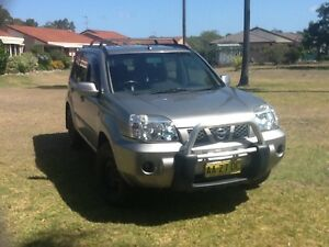2004 Nissan X-trail Wagon Tuncurry Great Lakes Area Preview