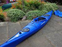 Venture Easky 15 Sea Kayak