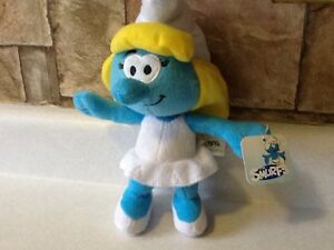 NEW PLUSH SMURFETTE