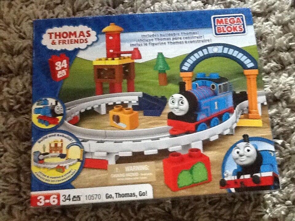 Mega BLOKS Thomas the tank engine playset