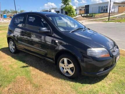 2007 Holden Barina NEW RWC + 5M Rego LOW KM's 105,000