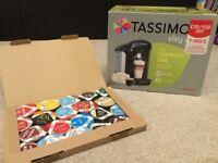 Tassimo Vivy 2 Compact Coffee Machine