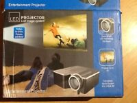Compact Screen Projector