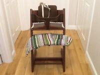 Stokke trip trap high chair