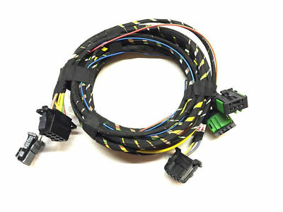 Heated Seats Plug 8pol/3 Occupied, Cable Cableset Loom Standard) Vw T5 03-09