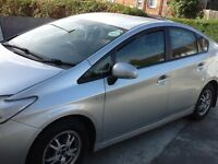 TOYOTA PRIUS 12 PLEAT READY TO RENT WITH PCO