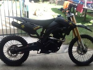 250cc pit bike runs Boronia Heights Logan Area Preview
