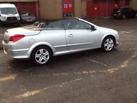 ASTRA CONVERTIBLE 2010 VAUXHALL ASTRA 1.6 TWINTOP AIR CONVERTIBLE 2DR 51000 MILES,ONE OWNER,BARGAIN.