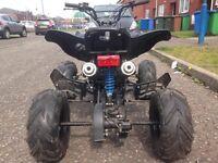 125cc fully automatic quad bike