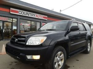 2005 Toyota 4Runner Limited LEATHER