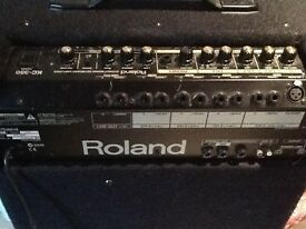 Roland KC 350 amp in great condition with soft cover