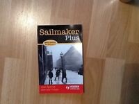 Hodder Gibson Sailmaker plus book