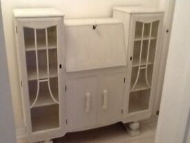Shabby chic bureau. Very unusual