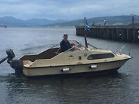 Boat. Shetland 570 . *REDUCED IN PRICE* See description.