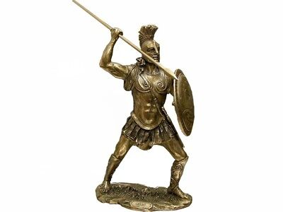 Ajax The Great Aias Warrior Greek Hero Veronese Figure Art  Gift 10 1 2  26 5 Cm