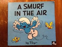 A Smurf in the Air by Peyo Vintage Book 1980 Warners Bay Lake Macquarie Area Preview
