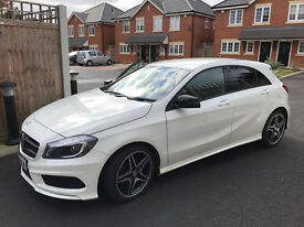 Mercedes-Benz A Class 1.5 A180 CDi BlueEFFICIENCY AMG Sport 5Dr