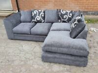 HIGH QUALITY BARCELONA CORNER OR 3+2 SOFA SET AVAILABLE NOW IN STOCK