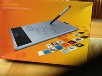 Wacom Bamboo fun pen & touch tablet