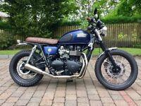 Triumph Bonneville D&O custom