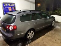 2006 Volkswagen Passat Estate Sport. Heated leather big spec. £2895 Ono