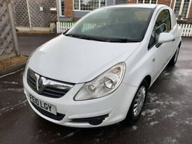Vauxhall, CORSA, 1.3 CDTi Van (light goods vehicle) 1248 (cc)