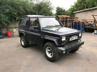 Daihatsu fourtrack 2 liter petrol hole or parts