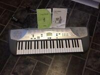 Casio electronic keyboard CTK-230