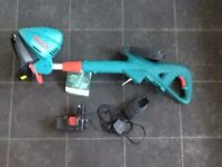 Bosch 18v Cordless Grasstrimmer (New Body) £50 no offers