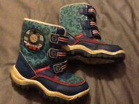 Thomas snow boots size 10 - Bury St Edmunds