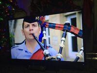 TV 40''Technika LED 40-E271 Full HD 1080p With Freeview (1xusb and 3xhdmi)