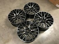 "19 20"" Inch 788m style wheels BMW E90 E92 E93 F10 F11 F30 F31 F32 F36 F20 1 3 4 5 series 5x120"