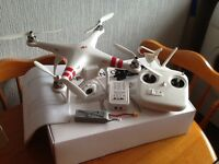 dji phantom fc40 quadcopter