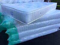 New double . kingsize . single mattresses