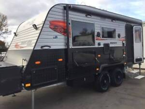 2018 New Age Desert Rose 18ft Ensuite Off Road Youngtown Launceston Area Preview