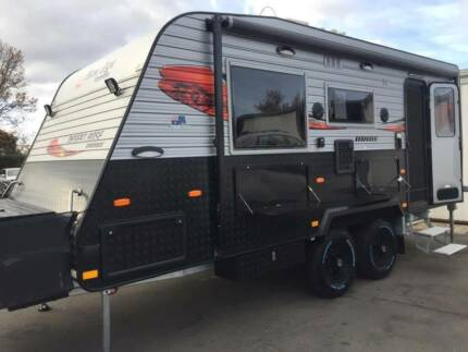 2018 New Age Desert Rose 18ft Ensuite Off Road