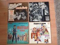 132 mixed vinyl albums