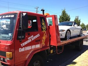 TOWING-- TILT TRAY -- TOW TRUCK Hoppers Crossing Wyndham Area Preview