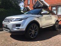 Range Rover evouque 2012